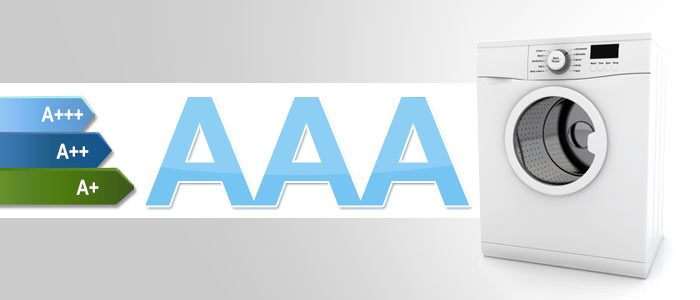 Frontlader Waschmaschine AAA