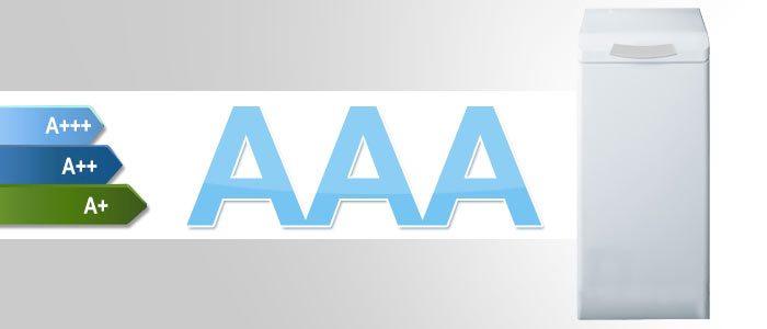 Toplader Waschmaschine AAA