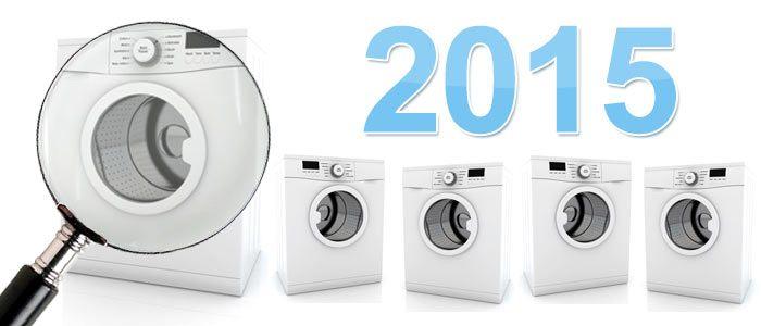 Waschmaschinen Test 2015