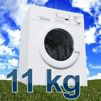 11 kg Frontlader Waschmaschine
