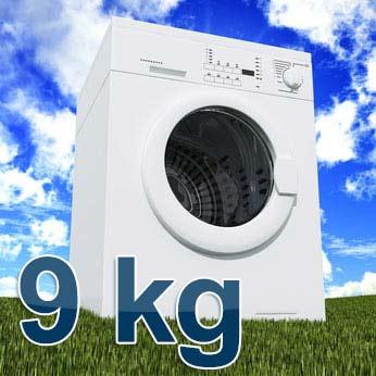 9 kg Frontlader Waschmaschine