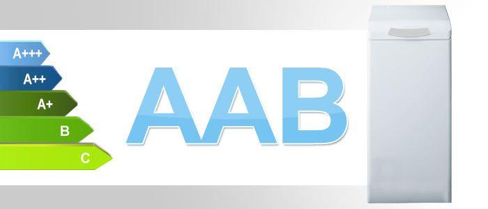 AAB Toplader Waschmaschinen