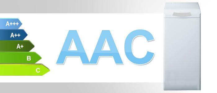 AAC Toplader Waschmaschinen