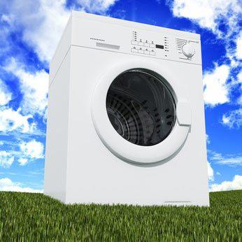 Frontlader Waschmaschine