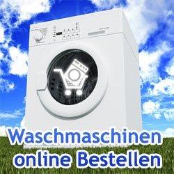 Waschmaschinen Online bestellen