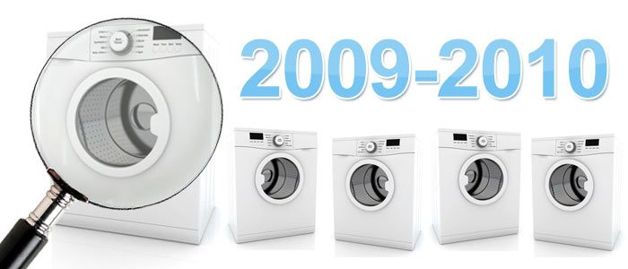 Waschmaschinen Test 2009-2010