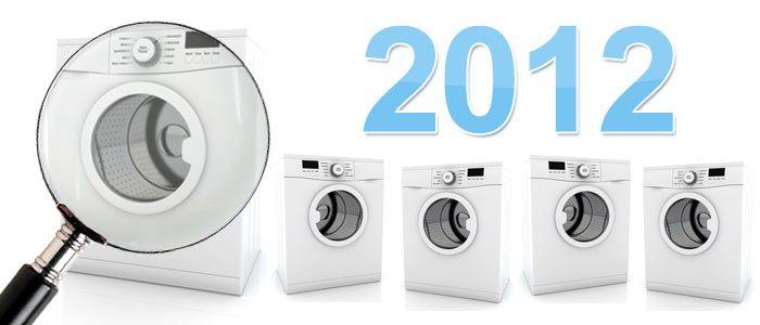 Waschmaschinen Test 2012