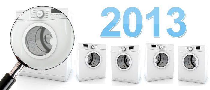 Waschmaschinen Test 2013